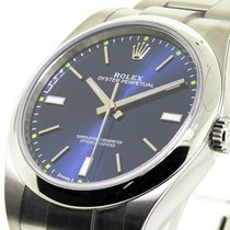 Rolex Oyster Perpetual 39 Steel 39mm Blue United States of America, Georgia, Atlanta