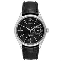 Rolex Cellini Date White gold 39mm Black United States of America, Georgia, Atlanta