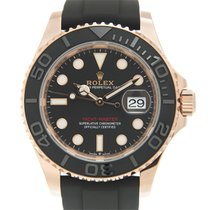 Rolex Yacht-Master 126655BK_RUBBER new