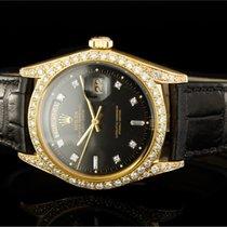 Rolex Day-Date 36 1803 Хорошее Желтое золото 36mm Автоподзавод