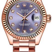 Rolex Oro rosa Lady-Datejust 28mm nuevo