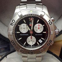 TAG Heuer Aquaracer CAF1110 - Box & Papers 2005