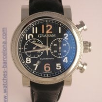 Graham - Graham Silverstone vintage chrono - 2BLFS.B36A