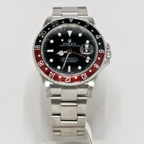 Rolex GMT-Master II 16710  Coke Bezel Box & Booklets 2004 Model
