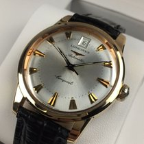 Longines Conquest Heritage Automatic, 18 kt, ref.: 26.829.754...