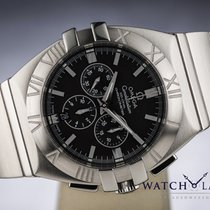 Omega CONSTELLATION DOUBLE EAGLE CHRONOGRAPH CO-AXIAL CHRONOMETER