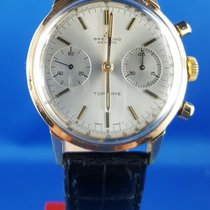 Breitling Top Time gold plated