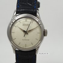 Gruen Steel 32mm Automatic 4003 pre-owned