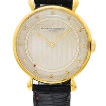 Vacheron Constantin | A Yellow Gold Center Seconds Wristwatch...