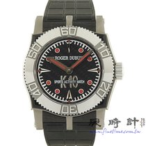 豪爵 鈦 46mm 自動發條 Roger Dubuis Easy Diver K10 limited edition 新的