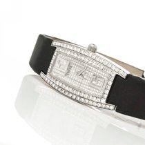 伯爵 Rare Limelight 18kt White Gold Diamond Set Factory wrist
