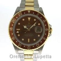 Rolex GMT-Master II Occhio di Tigre 16713