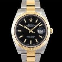 Rolex Datejust Yellow gold