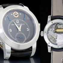 Girard Perregaux Platinum Manual winding Grey 43mm pre-owned