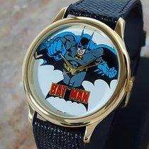 Fossil Batman Original Collectible 1989 DC Comics Mens Quartz...
