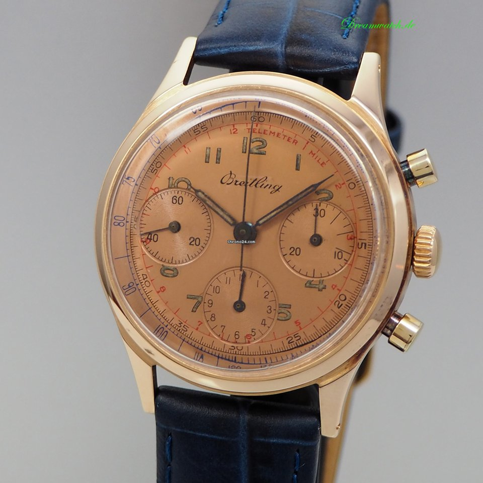 Breitling Premier Chronograph Vintage Ref.: 788 Waterproof... for $5,157  for sale from a Trusted Seller on Chrono24