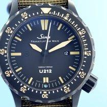 Sinn U212 pre-owned 47mm Steel