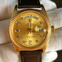 Rolex Day-Date (Submodel) begagnad 36mm Gulguld