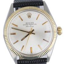 Rolex Zlato/Ocel 34mm Automatika 5501 použité