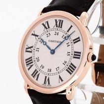 Cartier Ronde Louis Cartier Roségold 36mm Weiß Deutschland, München