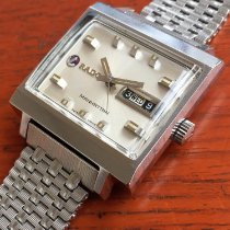Rado 37.0mm Automatic 1965 pre-owned Silver