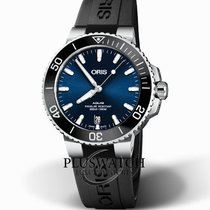 Oris Aquis Date new Automatic Watch with original box and original papers 01 733 7732 4135-07 4 21 64FC