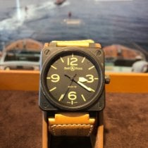 Bell & Ross Acier 46mm Remontage automatique BR0192-HERITAGE occasion France, Cannes