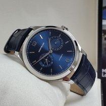 Montblanc Heritage Chronométrie Acero 40mm Azul Árabes