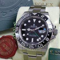 Rolex GMT-Master II 116710LN 2013 pre-owned