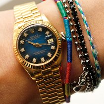Rolex Lady-Datejust 6917 1978 usados