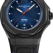 Girard Perregaux 81070-21-491-fh6a Titanium 2021 Laureato 44mm new United States of America, New York, Airmont