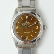 Rolex Explorer 1016 1967 occasion