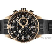 Ulysse Nardin Diver Chronograph Rose gold 44mm Black No numerals United States of America, Florida, Aventura
