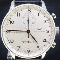 IWC Portugieser Chronograph IW371445 2008 gebraucht