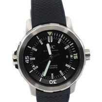 IWC Aquatimer Automatic Steel 42mm Black No numerals United States of America, New York, New York