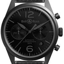 Bell & Ross BR V1 BR-126-ORIGINAL-PHANTOM nou