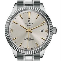 Tudor Style 12510-0011 New Steel 38mm Automatic