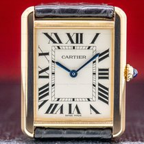 Cartier Tank Solo W5200025 2016 pre-owned