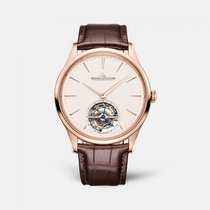 Jaeger-LeCoultre Master Ultra Thin Tourbillion Rose gold 39mm Champagne United States of America, Florida, Miami