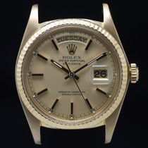 Rolex Day-Date 36 occasion 36mm Or Date Boucle ardillon