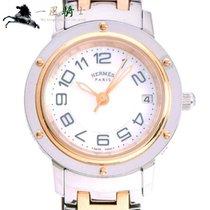 에르메스 스틸 25mm 쿼츠 CP1.221 중고시계