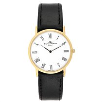 Baume & Mercier Classima Yellow gold 32mm White Roman numerals United States of America, Georgia, Atlanta