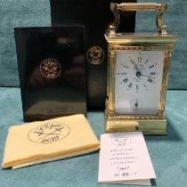 L'Epée Handaufzug L'epèe 1839 sveglia orologio da tavolo Viaggio neu