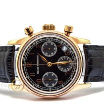 Girard Perregaux Or rose 36mm Remontage automatique 4930 occasion