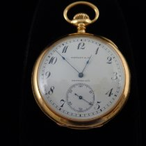 Tiffany pre-owned Manual winding 46mm