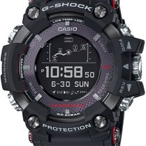 Casio G-Shock GPR-B1000-1ER Novo Plástico 60,3mm Quartzo