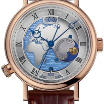 Breguet Rose gold 43mm Automatic 5717br/eu/9zu new United States of America, New York, Airmont