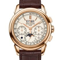 Patek Philippe Grand Complications Rose Gold Chronograph...