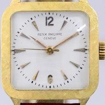 Patek Philippe Vintage Gelbgold 30mm Weiß Arabisch Deutschland, Langenfeld