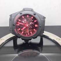 Hublot Cronógrafo 48mm Automático usados King Power Transparente